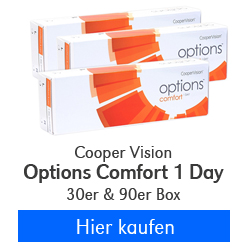 CooperVision Comfort 1 Day