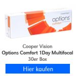 Cooper Vision Options 1 Day Multifocal