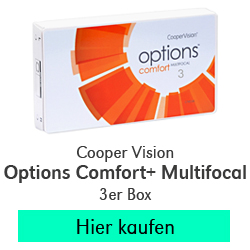 Cooper Vision Options Plus Multifocal