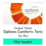 Cooper Vision Comfort Plus Toric