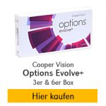 Cooper Vision Options Evolve+