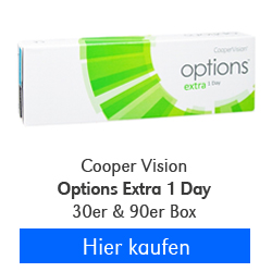 Cooper Vision Options Extra 1 Day
