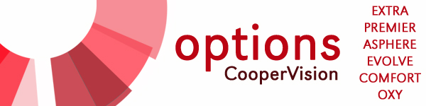 Cooper Vision Options Kontaktlinsen