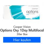 Cooper Vision Options Oxy 1 Day