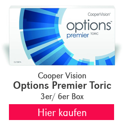 Cooper Vision Options Premier Toric