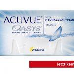 Kontaktlinsen Acuvue mit UV-Schutz