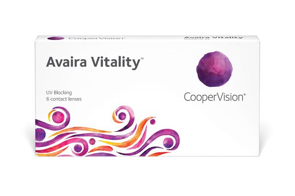 Kontaktlinsen Avaira Vitality mit UV-Schutz