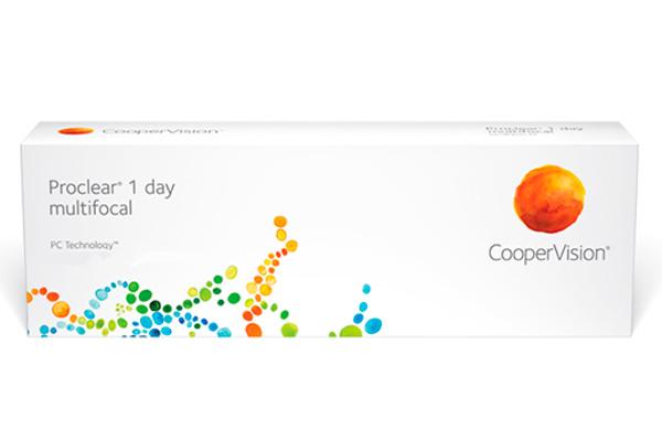 Kontaktlinsen Proclear 1 Day mit UV-Schutz