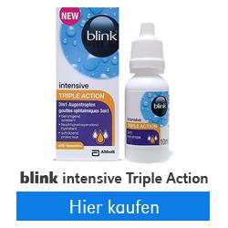 Blink intensive Triple Action Augentropfen